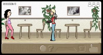 美女茶餐厅小游戏 玩玩小游戏